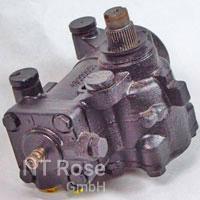 Ein Lenkgetriebe für Multicar