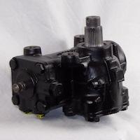 Lenkgetriebe für Multicar